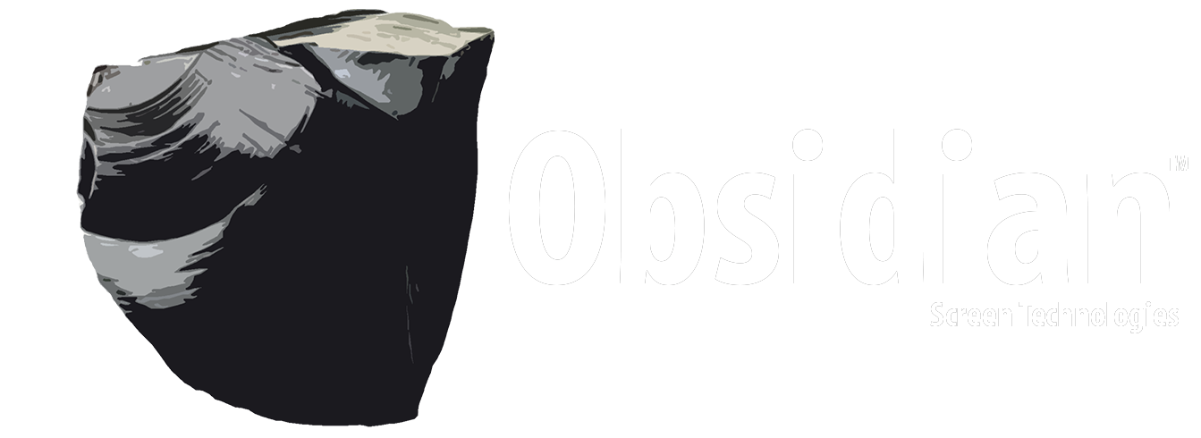 Bring projection into the light. Obsidian Screens offers a revolution in ALR screen technologies.